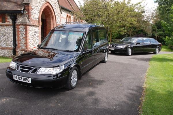 Funeral Transportation Hampshire